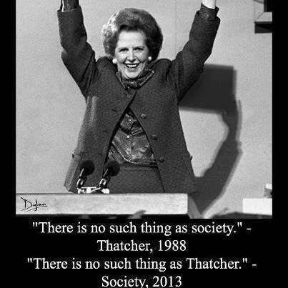 Thatcher goodbye