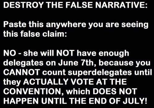 delegate count