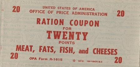 rationsheet