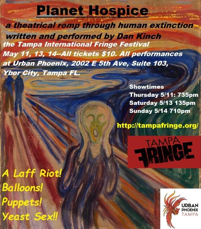 Munch Fringe Poster
