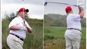 trump fat golfer 2