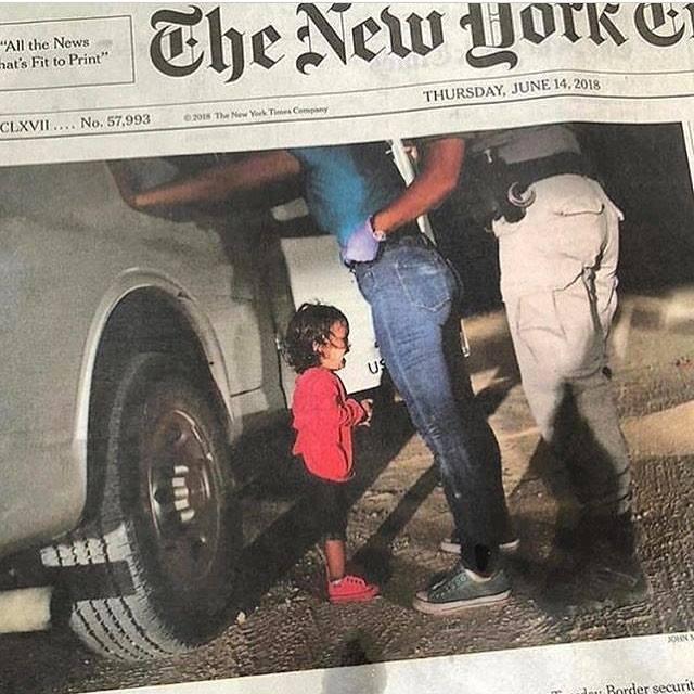 immigrant baby