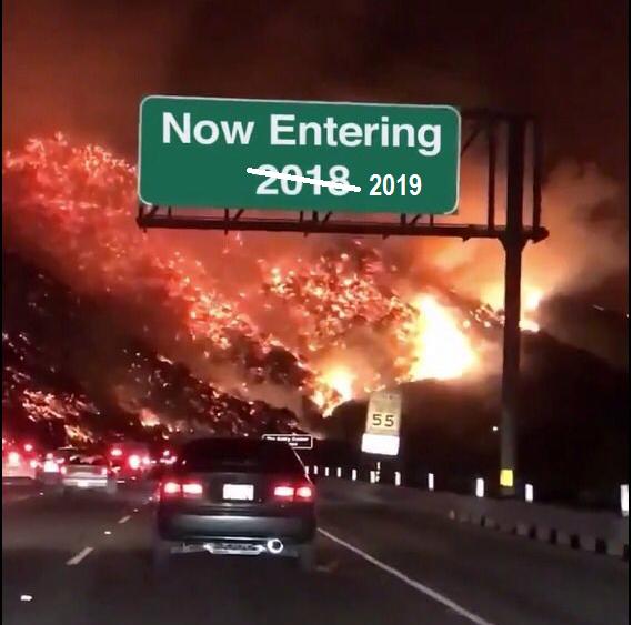 2019 fire