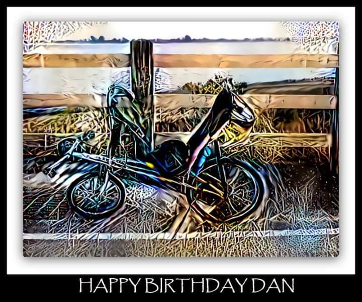 dan bicycle
